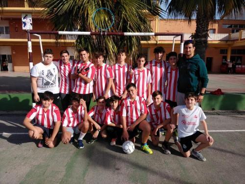 Encuentro deportivo La Linea