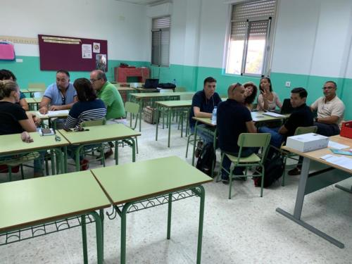 Preparación curso 19-20